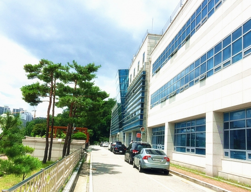 '18 Summer Semester Chongshin Univ's Weather